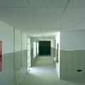 techos y pasillo colegio alquife