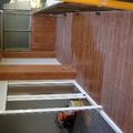 terraza con gres porcelanico imitacion a madera