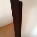 Tirador de puerta corredera en madera de nogal americano