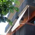 Toldo de balcón