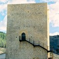 Torre Blanca murallas de Albarracin
