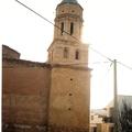 Torre de la Iglesia Ya restaurada