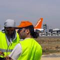Trabajo realizado en Aeropuerto de Alicante