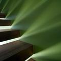 Trabajos con luz y escalera.