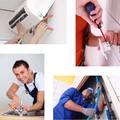 Trabajos de fontaneria y electricidad