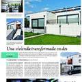 Una vivienda transformada en dos