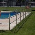Vallado perimetral para piscinas