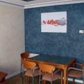 Veladura Agua Marina con pared en Patina Oxido 2