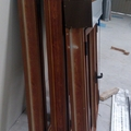 Ventanas en imitación madera