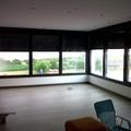 ventanas y suelo planta 1ra, obra nueva