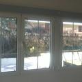 Vision interior de ventana de 4 hojas con rotura de puente termico