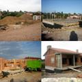 Vivienda en construcción en Villaviciosa