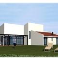 vivienda modelo Gijón, 3 dormitorios 1