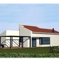 vivienda modelo Gijón, 3 dormitorios 2