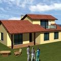 vivienda modelo Gozón, 3 dormitorios