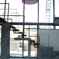 Vivienda Unifamiliar en Toledo (escalera interior)