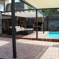 Zona con piscina
