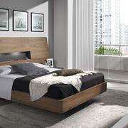Dormitorio Nogal con Lacado