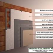 Empresas Trabajos Verticales - Aislamientos Porras-Rehabilitación