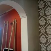 Aplicacion de pintura ecologica e instalacion de papel