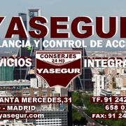 Empresas Limpieza Madrid Ciudad - Yasegur Conserjes Y Vigilantes 24h