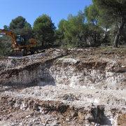 Excavacion en roca