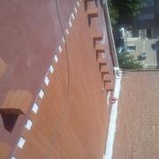 Impermeabilización terraza y colocación de resilla