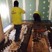 Construcción de un taller a loft