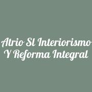 Logo Atrio Sl Interiorismo Y Reforma Integral