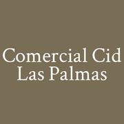 Logo Comercial Cid Las Palmas