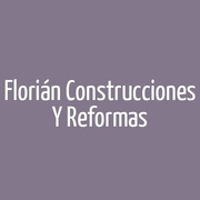 Logo Florián Construcciones Y Reformas