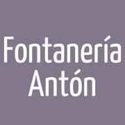 Logo Fontanería Antón