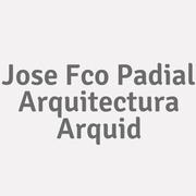 Logo Jose Fco Padial Arquitectura Arquid_280507