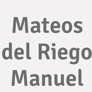 Logo Mateos del Riego  Manuel_166141