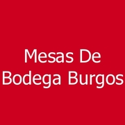 Logo Mesas De Bodega Burgos
