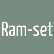 Logo Ram-set