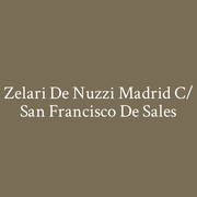 Zelari de nuzzi madrid c san francisco de sales madrid - Zelari de nuzzi ...
