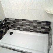 Plato de ducha x bañera IV