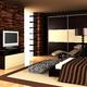 Dormitorio para la evasión