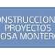 Construcciones Proyectos Rosa Montero