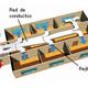Sistema tipo de instalación de conductos para vivienda