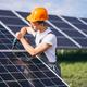 Control de energia renovable | Placas solares