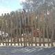 Barreras de acebuche(ullastre) para casa de campo