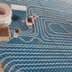 suelo radiante para una casa