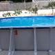 piscina sin obras