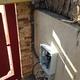 Cuadro de control de puerta abatible