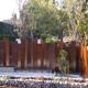Detalle jardín en La Moraleja