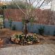 Reconstrucción de jardinera
