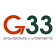 logotipo g33 nuevo
