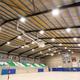 Sustitución iluminación LED en pabellón